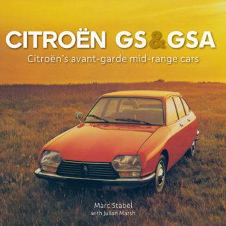Kirja Citroen GS