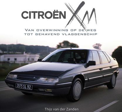 Kirja Citroen XM